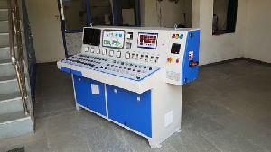 Asphalt Hot Mix Plant Electrical Control Panel