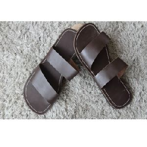 Real Leather Slipper