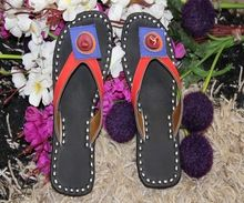 Women Slippers Leather Handmade Shoe Indian Sandal Flat