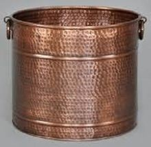 Copper Antique Planters