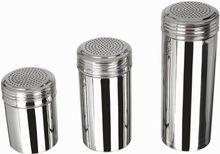 Stainless Steel Food Graded Salt And Pepper Holder