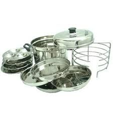 Stainless Steel Idli & Dhokla Stand