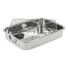 Stainless Steel Large Lasagna Pan
