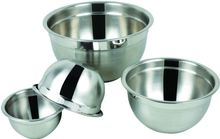 Stainless Steel Mixing Bowl Set High Quality Salad Bowl