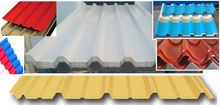 Aluzinc Roofing & Cladding sheets