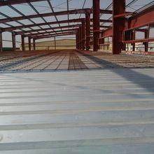 Concreting purpose Decking sheets