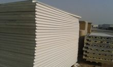 EPS insulated sandwich panels