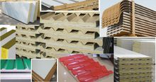 Polyurethane Foam Insulated sandwich panels