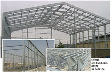 QUICK LIGHT WEIGHT GI STEEL STRUCTURE