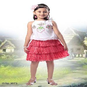 Kids Woven Dress