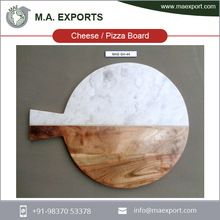 Pizza Vegetable Lap Cheese Cutting Board