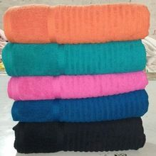 Cotton Terry Towels White And Assorted Colors