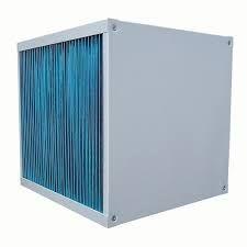 Air To Air Cross Flow Plate Heat Exchanger