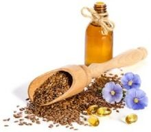 Natural Flax Seed Oil