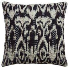 Kantha Work Cushion Cover