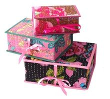 Craft Paper Gift Packaging Box
