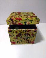 upholstered storage ottoman