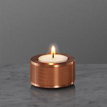 Copper Fancy Tealight
