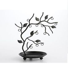 Iron Tree Jewelry Stand