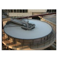 Daf Circular Clarifier Treatment Plant Installation Services