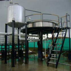 Daf Food Industry Wastewater Treatment Plant