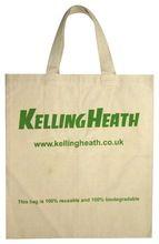 Eco Friendly And Reusable Canvas Bag