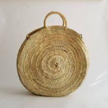 Marrakech Round Basket