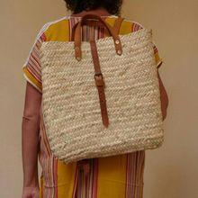 Summer Tote Backpack