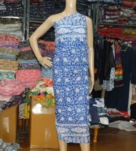 Cotton Pareo Women Summer Dress Beach Wear Sarong Pareo