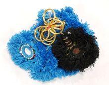 Handmade Crafted Boho Banjara Key Chain