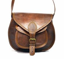 Indian Handmade Goat Leather
