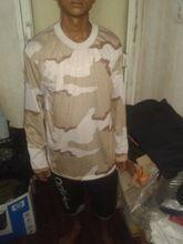 Military Printed Full Sleeve T Shirts