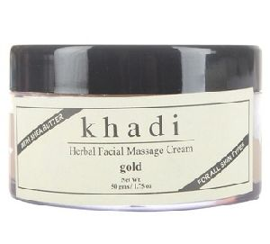 Herbal Gold Face Massage Gel