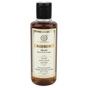 Herbal Henna Rosemarry Paraben Mineral Oil