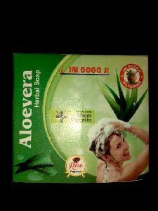 Ayurvedic Aloevera Herbal Soap