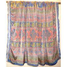 Ethnic Vintage Pure Silk Saree