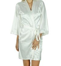 Silk Robe Nighty Maxi
