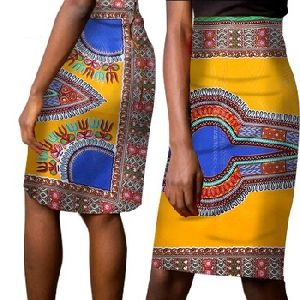 Pencil Fir Short Long Skirt