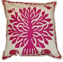 Tree Of Life Cotton Cushion Covers