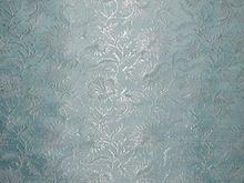 viscose Silk Brocade
