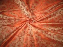 viscose Silk Brocade fabric
