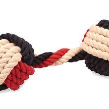 Knot Rope Bone Dog Toy
