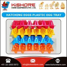 Durable Plastic Egg Tray