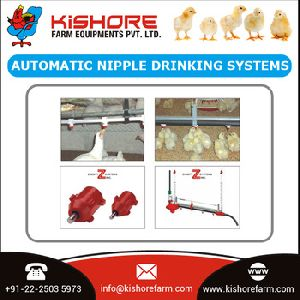 Poultry Farm Automatic Drinking System