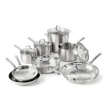 Stainless Steel Cookware Set For Regular Use