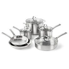Stainless Steel Indian Cookware Set