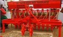 Tractor Driven Onion Transplanter