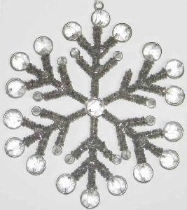 Snowflake Hanging