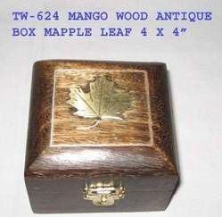 Mango Wood Box