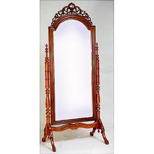 Wooden Mirror Stand